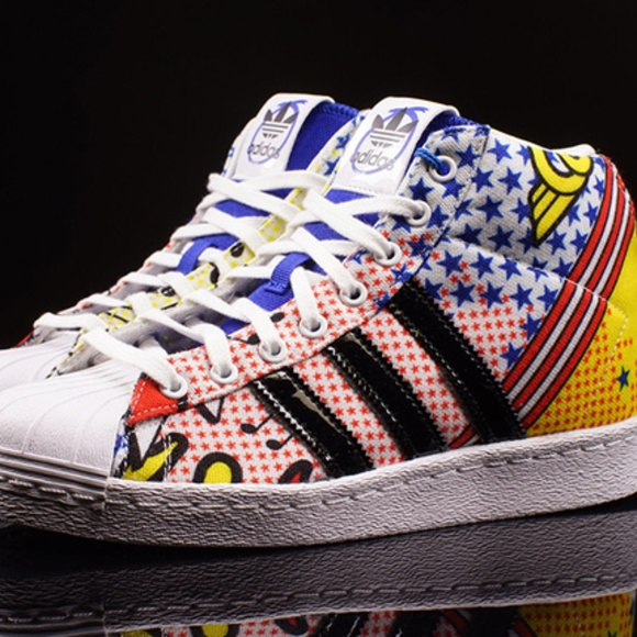 rita ora adidas superstar